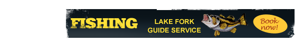 lake fork fishing guide